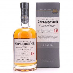 Caperdonich 18 Year Old Peated Small Batch Release / Batch 001