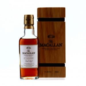 Macallan 2007 Single Cask #15537 Miniature / El Celler de Can Roca