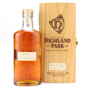 Highland Park 30 Year Old pre-2013