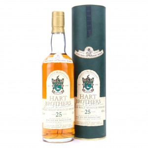 Macallan 1972 Hart Brothers 25 Year Old