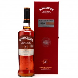 Bowmore 1989 Port Cask Matured 23 Year Old