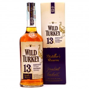 Wild Turkey 13 Year Old Distiller's Reserve 70cl
