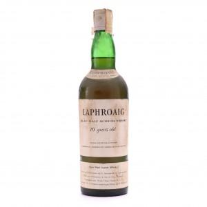 Laphroaig 10 Year Old 1970s / Filippi Fausto Import