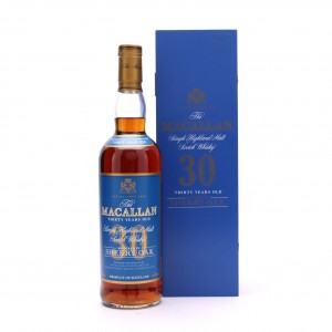 Macallan 30 Year Old 1990s-00s