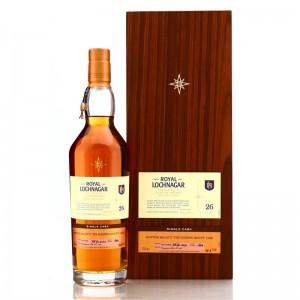 Royal Lochnagar 1994 Casks of Distinction 26 Year Old #1289 / Bottle #001