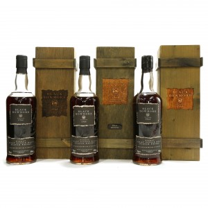 Bowmore 1964 Black Bowmore Trilogy