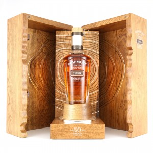 Bowmore 1966 Single Cask 50 Year Old
