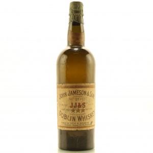 John Jameson and Son 3 Star 1910s / Lyle & Kinahan