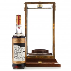 Macallan 1926 Valerio Adami 60 Year Old