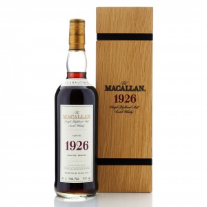 Macallan 1926 Fine and Rare 60 Year Old 75cl / US Import