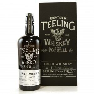Teeling Celebratory Single Pot Still Whiskey / Bottle #006