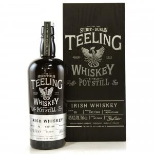 Teeling Celebratory Single Pot Still Whiskey / Bottle #007