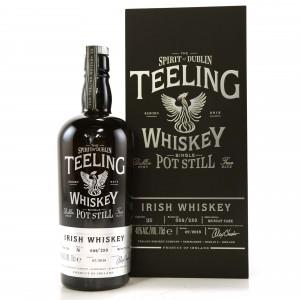 Teeling Celebratory Single Pot Still Whiskey / Bottle #009