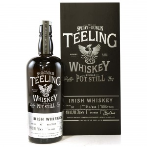 Teeling Celebratory Single Pot Still Whiskey / Bottle #018