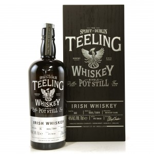 Teeling Celebratory Single Pot Still Whiskey / Bottle #021