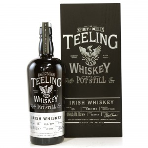 Teeling Celebratory Single Pot Still Whiskey / Bottle #022