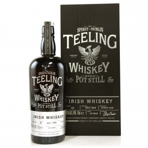 Teeling Celebratory Single Pot Still Whiskey / Bottle #027