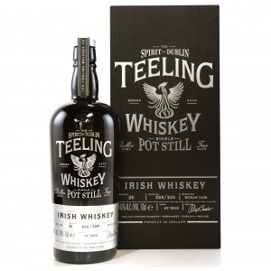 Teeling Celebratory Single Pot Still Whiskey / Bottle #028