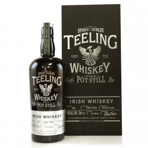 Teeling Celebratory Single Pot Still Whiskey / Bottle #030