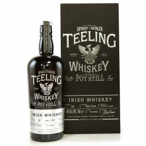 Teeling Celebratory Single Pot Still Whiskey / Bottle #032