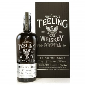 Teeling Celebratory Single Pot Still Whiskey / Bottle #034
