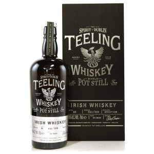 Teeling Celebratory Single Pot Still Whiskey / Bottle #041