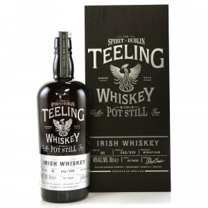 Teeling Celebratory Single Pot Still Whiskey / Bottle #043