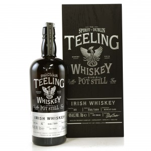 Teeling Celebratory Single Pot Still Whiskey / Bottle #045