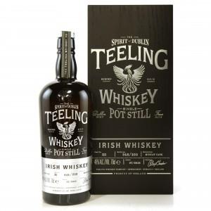 Teeling Celebratory Single Pot Still Whiskey / Bottle #048