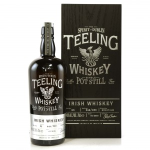 Teeling Celebratory Single Pot Still Whiskey / Bottle #049