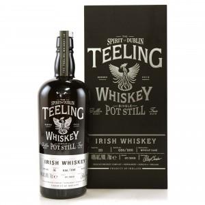 Teeling Celebratory Single Pot Still Whiskey / Bottle #050