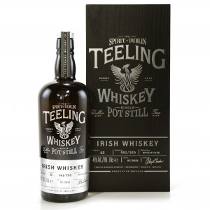 Teeling Celebratory Single Pot Still Whiskey / Bottle #001