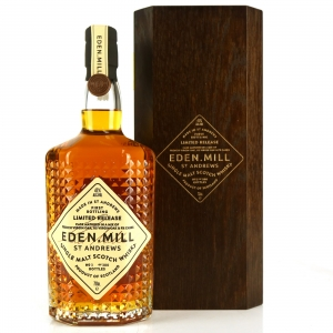 Eden Mill Single Malt First Bottling / Bottle #003