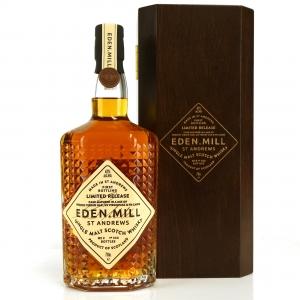 Eden Mill Single Malt First Bottling / Bottle #008