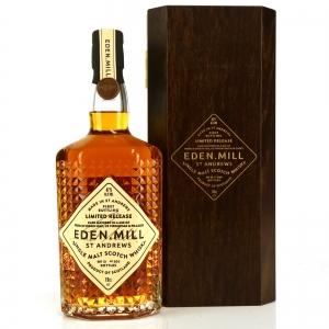 Eden Mill Single Malt First Bottling / Bottle #010
