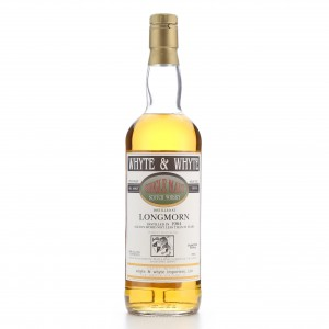 Longmorn 1964 Whyte and Whyte 30 Year Old Cask Strength 75cl / Spirits Library