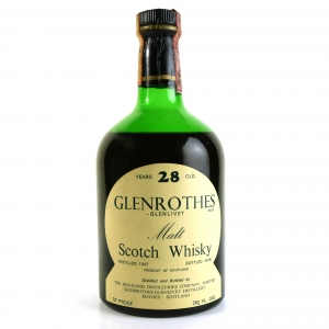 Glenrothes 1947 28 Year Old