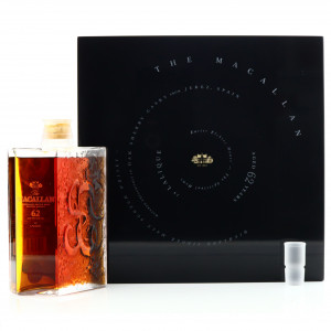 Macallan 62 Year Old Lalique Six Pillars Collection No.5 / Bottle 3
