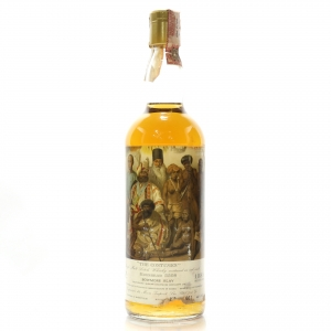 Bowmore 1974 Moon Import / The Costumes