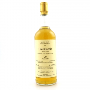 Glenkinchie 1966 Duthie for Corti 20 Year Old / US Import