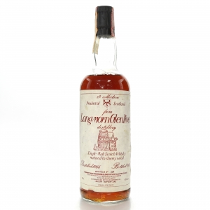 Longmorn 1966 Moon Import / 2nd Collection