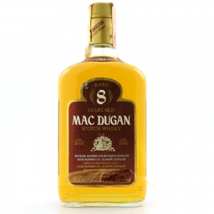 Mac Dugan 1982 8 Year Old Blended Whisky