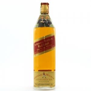 Johnnie Walker Red Label 1990s