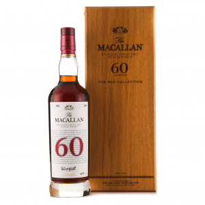 Macallan 60 Year Old The Red Collection