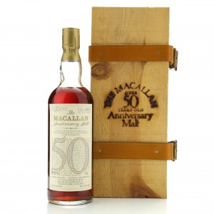 Macallan 1928 Anniversary Malt 50 Year Old