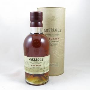 Aberlour A'bunadh Batch #45 front