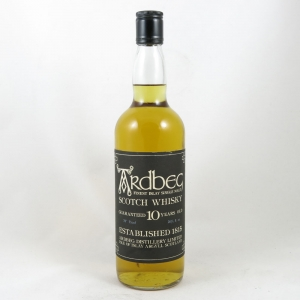 Ardbeg Guaranteed 10 Year Old 1970s front