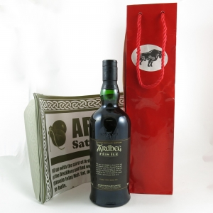 Ardbeg 1998 Feis Ile 2011 Including Bag and Poster