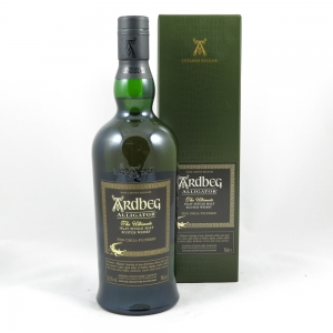 Ardbeg Alligator Untamed Release front