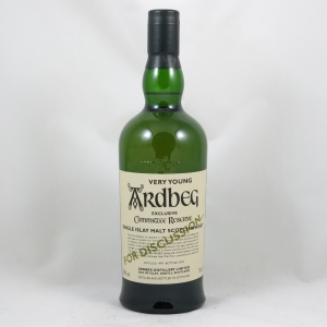 Ardbeg Very Young For Discussion 1997 front